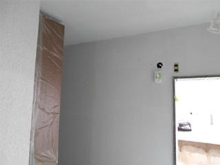 アパート室内塗装の施工後