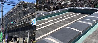 新座市石神マンション大規模修繕工事の施工前